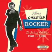 JOHNNY CHESTER COLLECTION - VOLUME ONE CD cover