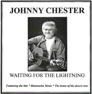 Waiting For The Lightning CD cover